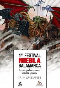 cartel del festival Niebla 2016