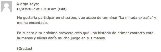 comentario de Juanjo